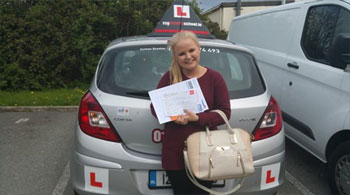 Pass your test in Abbeydorney