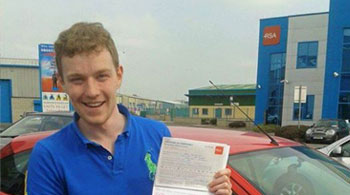 Pass your test in Aglish